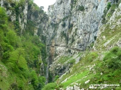 Ruta del Cares - Garganta Divina - Parque Nacional de los Picos de Europa;viajes agosto